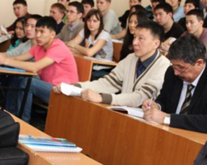 Field (visiting) Lectures at the Energy Saving Centre, Astana