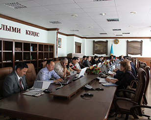 """The Energy Efficient Design and Construction"" Seminar, Astana"